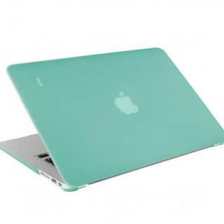 "Coque Apple MacBook Air 13"" Artwizz Rubber Clip Mint"