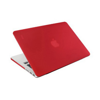 "Coque Apple MacBook 12"" Artwizz Rubber Clip Rouge"