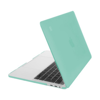 "Coque Apple MacBook Pro 13"" (fin 2016+) Artwizz Rubber Clip Mint"