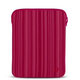 "Housse Be.ez ""La robe iPad Allure"" Red Kiss Apple iPad"