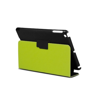 Etui Apple iPad Air LA Full Cover be.ez Black/Wasabi