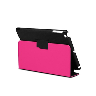 Etui Apple iPad Air LA Full Cover be.ez Black/Raspberry