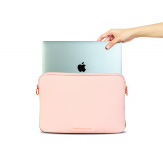 "Housse Apple MacBook Air 13"" Be.ez LA Robe Mademoiselle Millennial Pink"