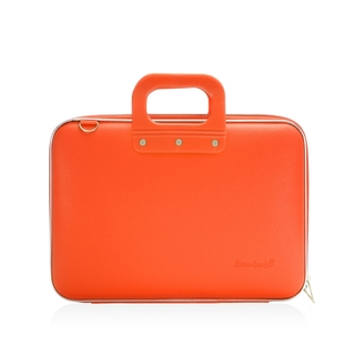 "Mallette Classic Bombata Ecrans 15.6"" Orange"
