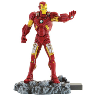 "Clé USB 8Go ""Iron Man"""