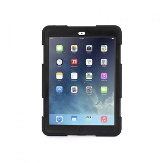 Coque Anti-Choc Griffin Survivor All-Terrain Apple iPad Air Noire
