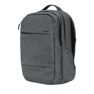 "Sac A Dos Ordinateur 17"" Incase City Gris Chiné"
