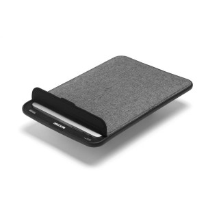 "Housse MacBook Pro Retina 15"" Incase Icon Tensaerlite Gris Chiné"