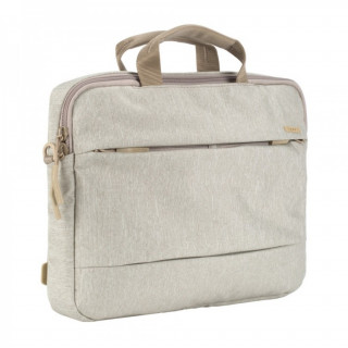 "Sacoche MacBook Pro 13"" Incase City Brief Kaki Chiné"