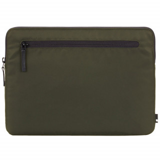 "Housse MacBook Pro 15"" Avec/Sans Touch Bar (2016) Incase Compact Sleeve Vert Olive"