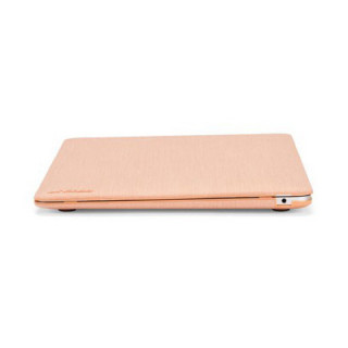 "Coque Apple MacBook Pro 13"" (fin 2016+) Incase HardShell Tissu Woolenex Blush Pink"