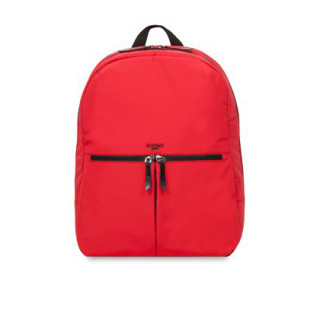 "Sac A Dos Ordinateur 15"" Knomo Berlin Rouge"