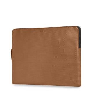 "Housse MacBook 12"" Knomo Embossed Bronze"
