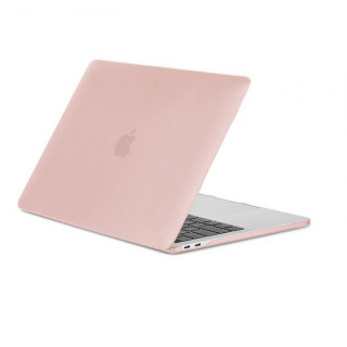 "Coque Apple MacBook Pro 13"" (fin 2016+) Avec/Sans Touch Bar iGlaze Moshi Rose"