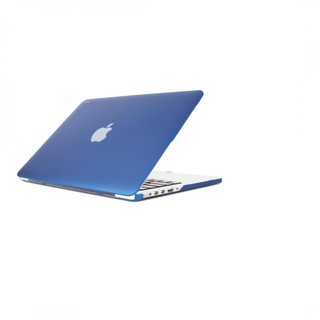 "Coque Apple MacBook Pro Retina 13"" iGlaze Moshi Bleu Indigo"