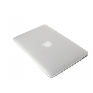 "Coque Apple MacBook Air 11"" iGlaze Moshi Transparente"