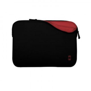"Housse Apple MacBook Air 13"" MW Noir/Rouge"