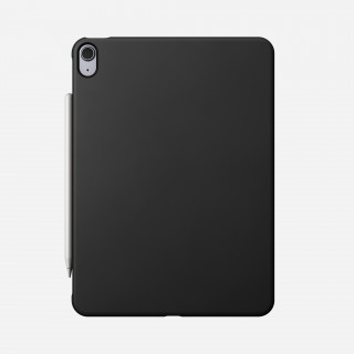 "Coque Apple iPad Air 10.9"" (2020) Nomad Rugged Case Cuir Noir"