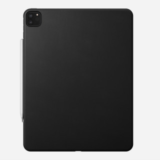 "Coque Apple iPad Pro 11"" (2020) Nomad Rugged Case Cuir Noir"