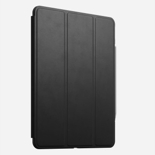 "Etui Apple iPad Pro 11"" (2020) Nomad Rugged Folio Cuir Noir"