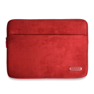 "Housse Ordinateur 11""-12"" & Apple MacBook Pro 13"" (fin 2016+) Port Designs Milano Rouge"