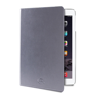 Etui Apple iPad Air 2 Puro Booklet Slim Argent