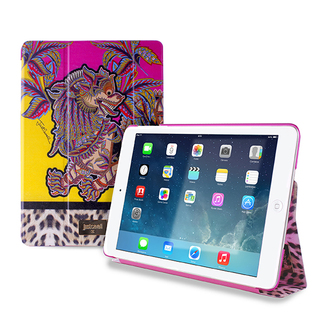 Etui Just Cavalli iPad Air 2 Zeta Slim Leon Puro