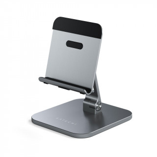 Support Smartphone/Tablette & Notebook Pliable Satechi Gris Sidéral
