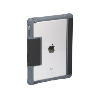 Etui Apple iPad 2/3/4 STM DUX Noir