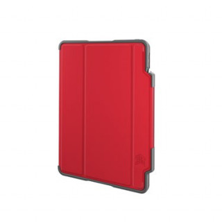 "Etui Apple iPad Pro 12.9"" (2018) STM DUX Plus Rouge"