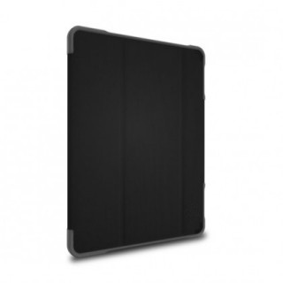"Etui Apple iPad 10.2"" (2019-2020) STM DUX Plus Duo Noir"