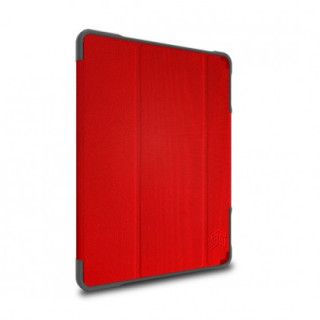 "Etui Apple iPad 10.2"" (2019-2020) STM DUX Plus Duo Rouge"