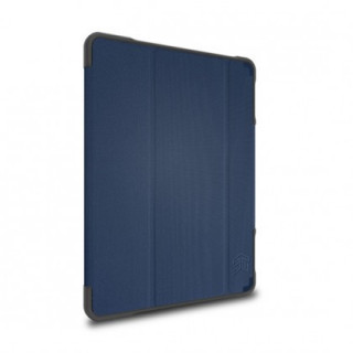 "Etui Apple iPad 10.2"" (2019-2020) STM DUX Plus Duo Bleu"