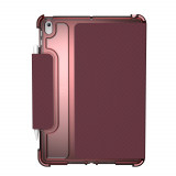 "Etui Apple iPad 10.2"" (2019-2020) UAG Lucent Aubergine/Rose"