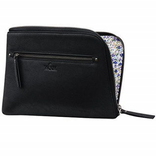 "Pochette Apple MacBook Air 11"" & MacBook 12"" Wild&Merry Noir"