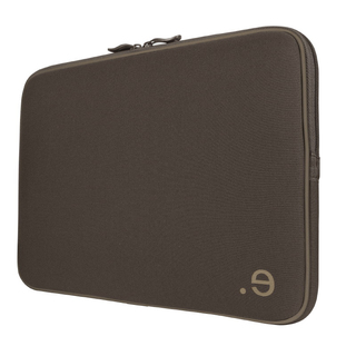 "Housse Be.ez ""La robe"" Chocolat pour MacBook Pro 15"""