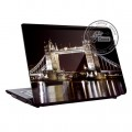 "Sticker Coovz de personnalisation pour Notebook 15"" ""Tower Bridge"""