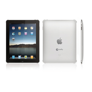 Coque de protection Apple iPad Macally en plastique rigide