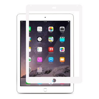 Protection Ecran iPad Air 2 Transparente iVisor XT Moshi Blanc