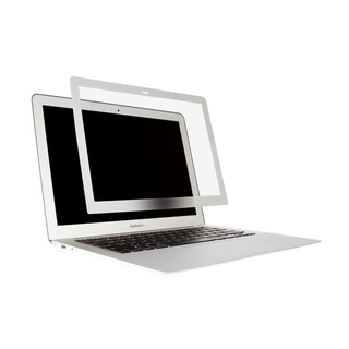 "Protection Ecran MacBook Air 13"" Gris Mate anti-reflets iVisor Pro par Moshi"