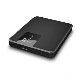 "Disque Dur Western Digital My Passport Ultra 2To 2.5"" Externe Noir"