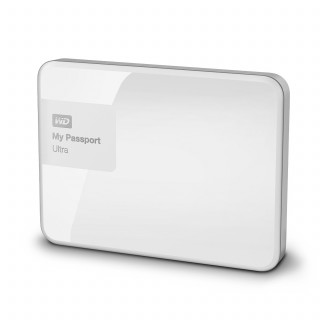 "Disque Dur Western Digital My Passport Ultra 1To 2.5"" Externe Blanc"