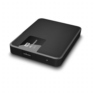 "Disque Dur Western Digital My Passport Ultra 500Go 2.5"" Externe Noir"