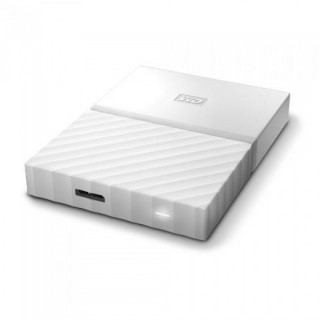 "Disque Dur Western Digital My Passport 2To 2.5"" Externe Blanc"