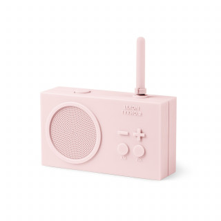 Radio Lexon Tykho 2 Rechargeable Rose LA100
