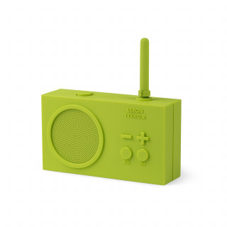 Radio Lexon Tykho 2 Rechargeable Lime LA100