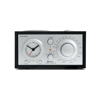 Radio Réveil Model Three BT Bluetooth Tivoli Audio Noir/Argent