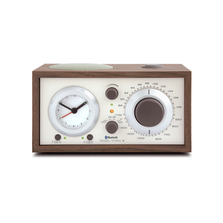 Radio Réveil Model Three BT Bluetooth Tivoli Audio Noyer/Beige