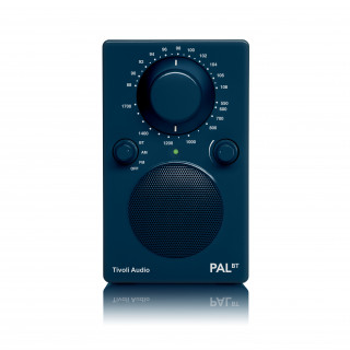 Radio Portative PALBT Tivoli Bleu Bluetooth