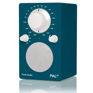 Radio Portative PAL BT Tivoli Edition Limitée Deep Ocean Teal Bluetooth